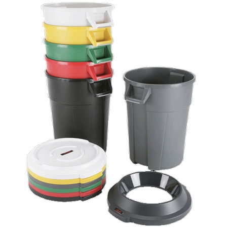 Bins for Outdoors Use